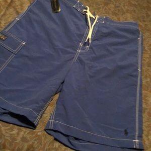 NWT Polo by Ralph Lauren swim shorts